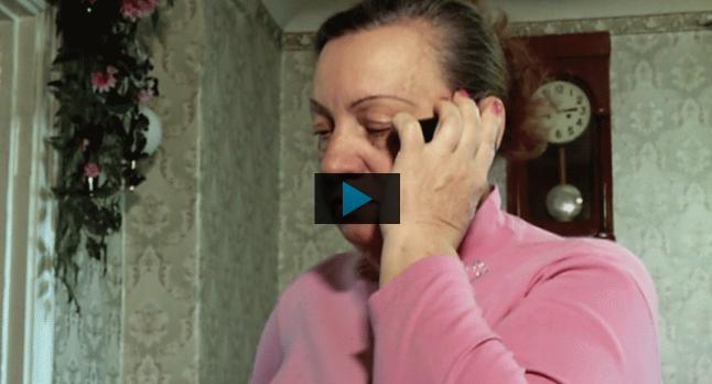 Интервью Анны Мокроусовой французскому телеканалу France.24