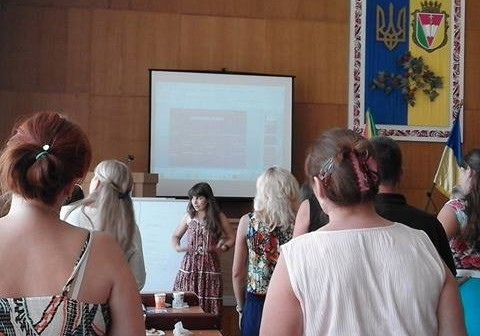 В Ровно состоялся тренинг по психологической помощи пострадавшими от боевых действий
