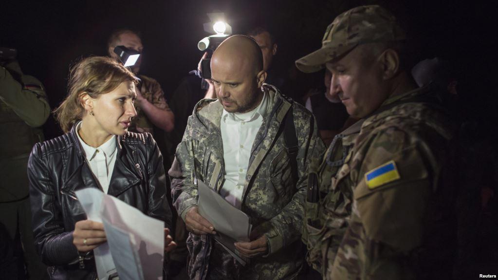 Заяви ватажка «ЛНР» щодо полонених є цинічним фарсом – Ірина Геращенко