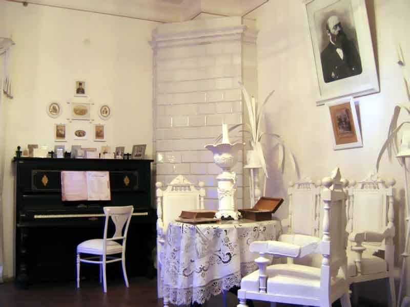21 октября ГО «Блакитний птах» приглашает на экскурсию в музей Булгакова (ЗАПИСЬ)