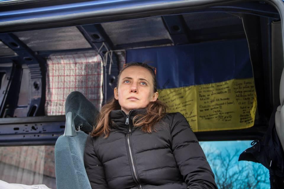 Ганна Мокроусова: «Після терактів чи інших негараздів на окупованих територіях значно більшає випадків затримання людей»