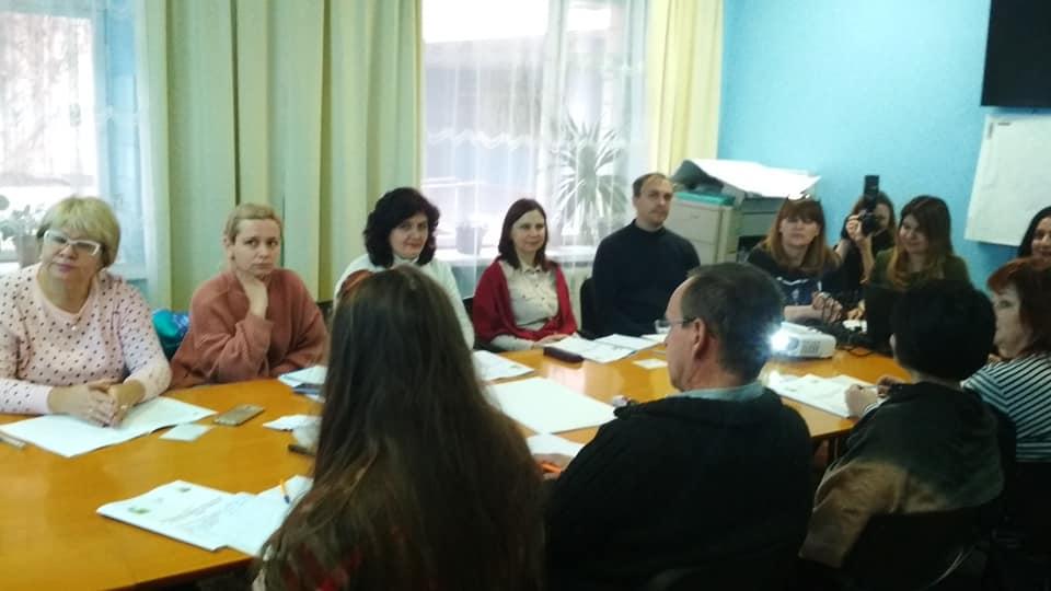 Відбувся тренінг для психологів обласних ветеранських госпіталів України