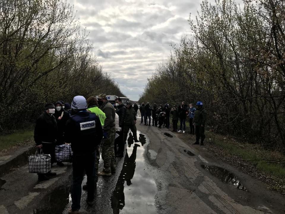 Україна звільнила 20 громадян